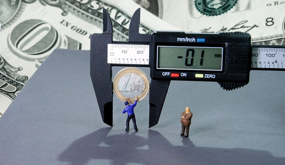 Are you smaller than your money?